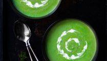 Сыроедческий Суп из Брокколи