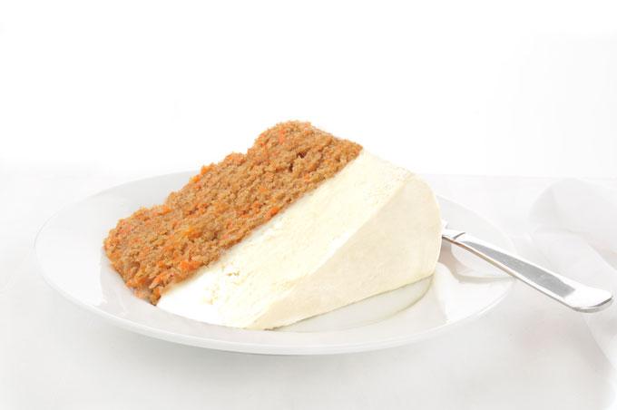 Сыроедческие Морковно-Ванильные Пирожные