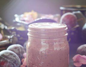 Сыроедческий Шоколадно-Сливовый Смузи