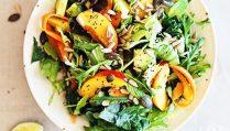 Сыроедческий Салат для Сияющей Кожи
