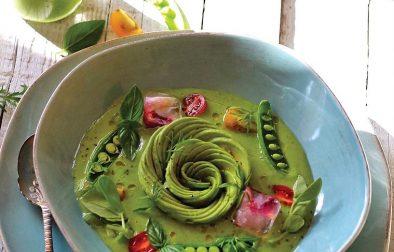 Праздничный Сыроедческий Суп