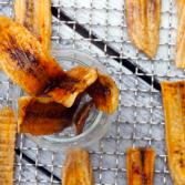 Сыроедческие Бананово-Коричные Чипсы
