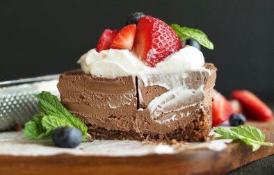 Сыроедческие Шоколадные Кешьюкейки