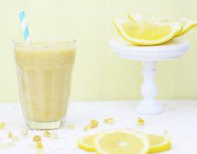 Сыроедческий Лимонадный Смузи