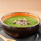 Богатый Кальцием Сыроедческий Суп