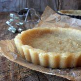 Сыроедческий Ванильно-Сахарный Корж для Десертов